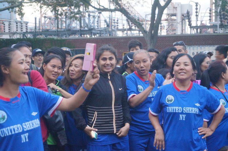 न्युयोर्कमा शेर्पा किन्दुकको बार्षिक खेलकुद कार्यक्रम भब्यताकासाथ सम्पन्न