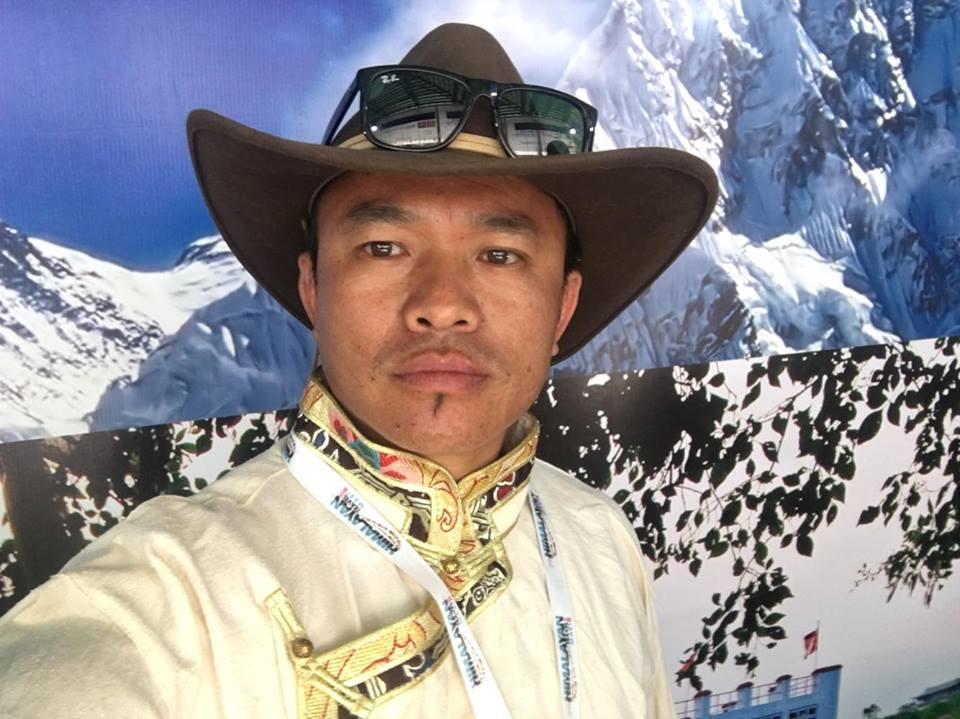 शेर्पा पर्यटन व्यवसायी संघका महासचिव संगम शेर्पाले टानको महासचिवमा उम्मेदवारी दिने