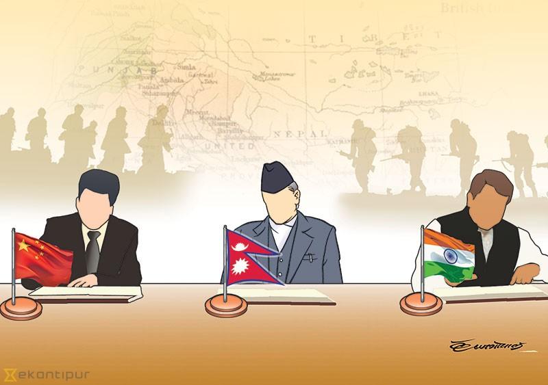 भारत–चीनको स्थगित तनाव
