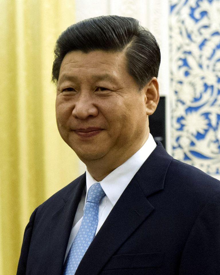 नयाँ विचारधारासहित शक्ति केन्द्रिकृत गर्दै चिनियाँ राष्ट्रपति: सी जिनपिङ