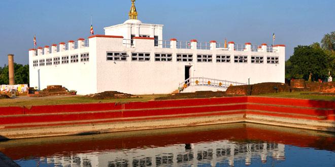 थाई राजकुमारी लुम्बिनीमा