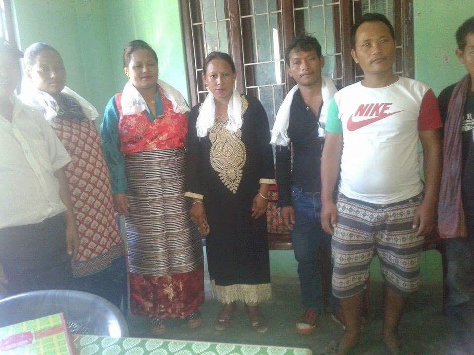 मोरङको सुन्दरहरैचामा नेपाल शेर्पा संघ नगर तदर्थ समिति गठन