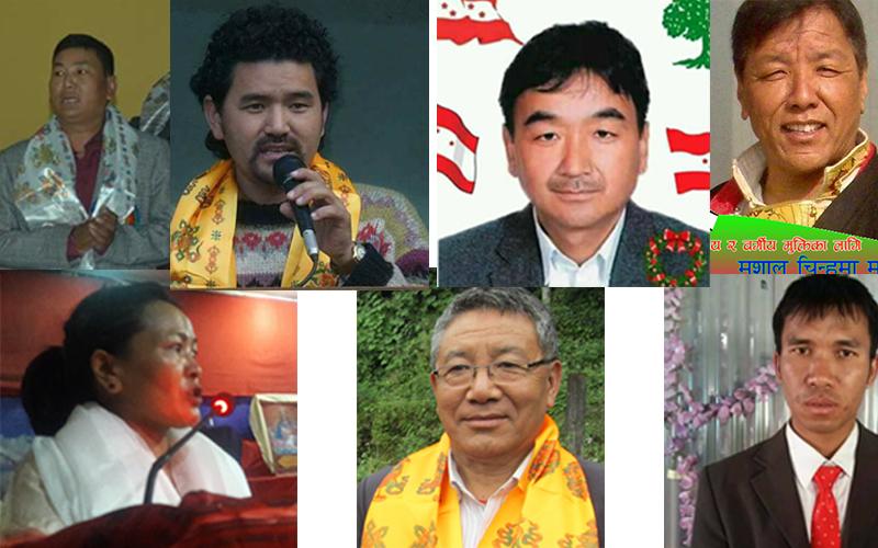 पहिलो र दोस्रो चरणको निर्वाचनमा शेर्पा उम्मेदवार को  को ? (सूचीसहित)