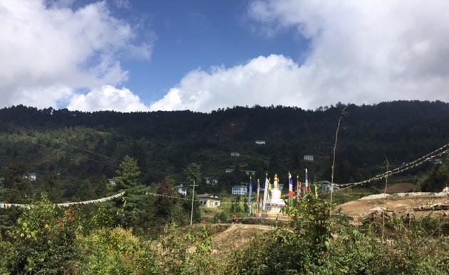 नेपाल यात्रा-नुम्बुर हिमालको स्वागत र सोलुको माया