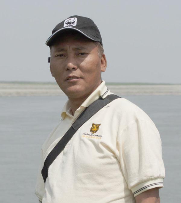 विश्व वन्यजन्तु कोषको नेपाल प्रतिनिधिमा डा.घनश्याम गुरुङ