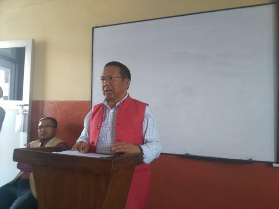 एन्फाका पूर्व उपाध्यक्ष शेर्पा अध्यक्षमा भिड्दै