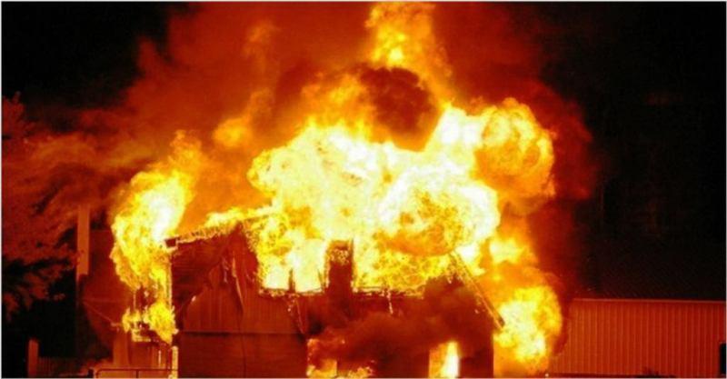 सोलुखुम्बु : फोर्चेमा आगलागी हुँदा ३ करोड बढीको क्षति