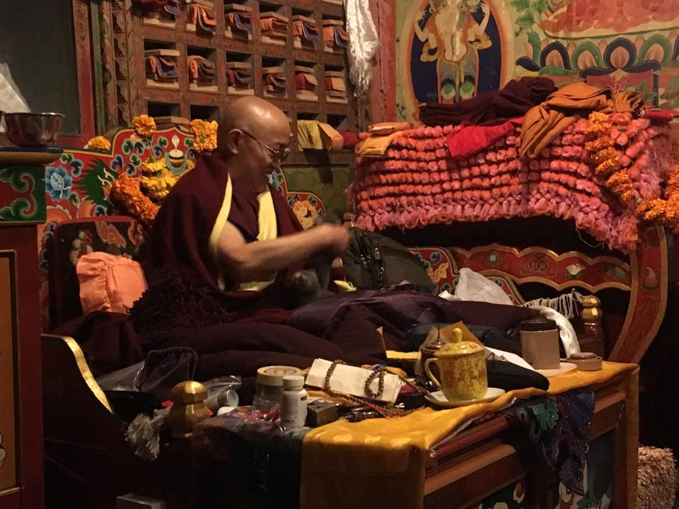 चिवाङ गाेन्पामा महान् पर्व मणिरिम्डु सम्पन्न