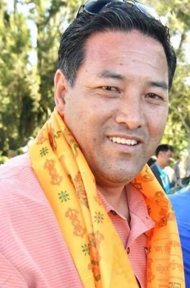 क्यालिफोर्निय शेर्पा संघको अध्यक्षमा लाक्पा देण्डी शेर्पा