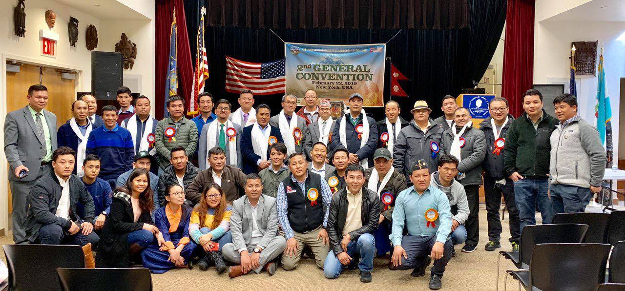 अमेरिकामा कीतिमानी आरोहीहरु र पर्वतारोहण प्रशिक्षकहरु सम्मानीत