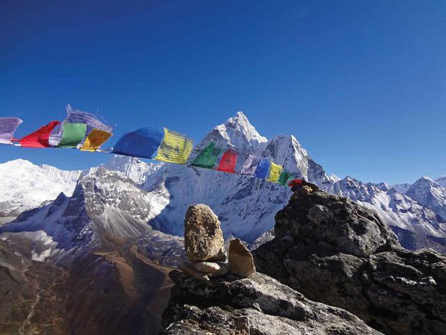 ग्रेट हिमालय ट्रेलको फोटो पुस्तक