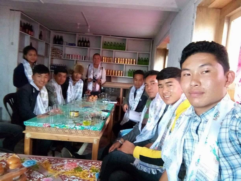 ओखलढुंगामा शेर्पा सञ्चार समुह नेपाल गठन