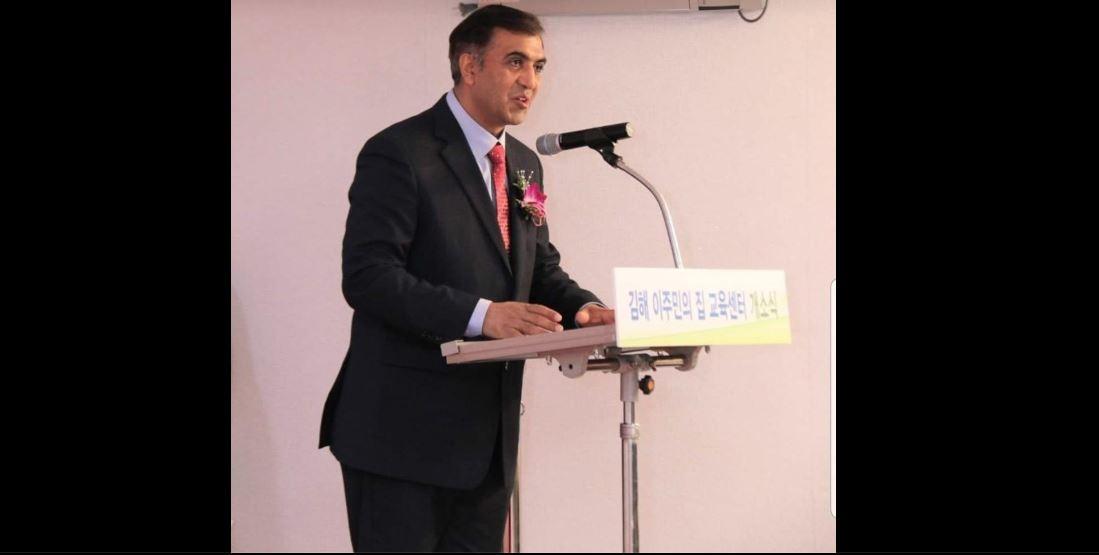 दक्षिण कोरियाको एनआरएनमा सुवेदीको नेतृत्वमा नयाँ कार्यसमिति