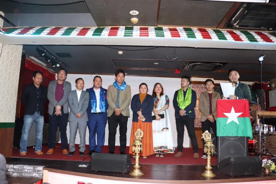 सरिता ढकालकाे अध्यक्षतामा  नेपाली समाज जापान गठन