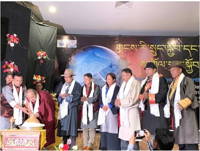 सिक्किममा भब्यताका साथ मनायो दोश्रो विश्व शेर्पा दिवस