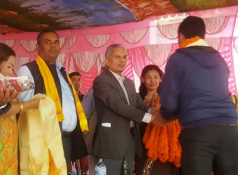 खाप तेम्बा शेर्पाको  अध्यक्षतामा  शेर्पालुङ राष्ट्रिय समिति गठन