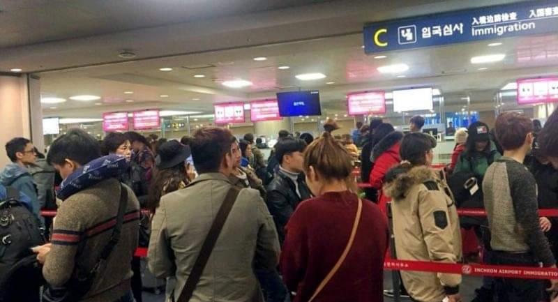 कोरियाले पुनः प्रवेशको सुबिधा दिने भएपछी स्वदेश फर्किने अबैधानिक कामदारको संख्यामा बृद्वी