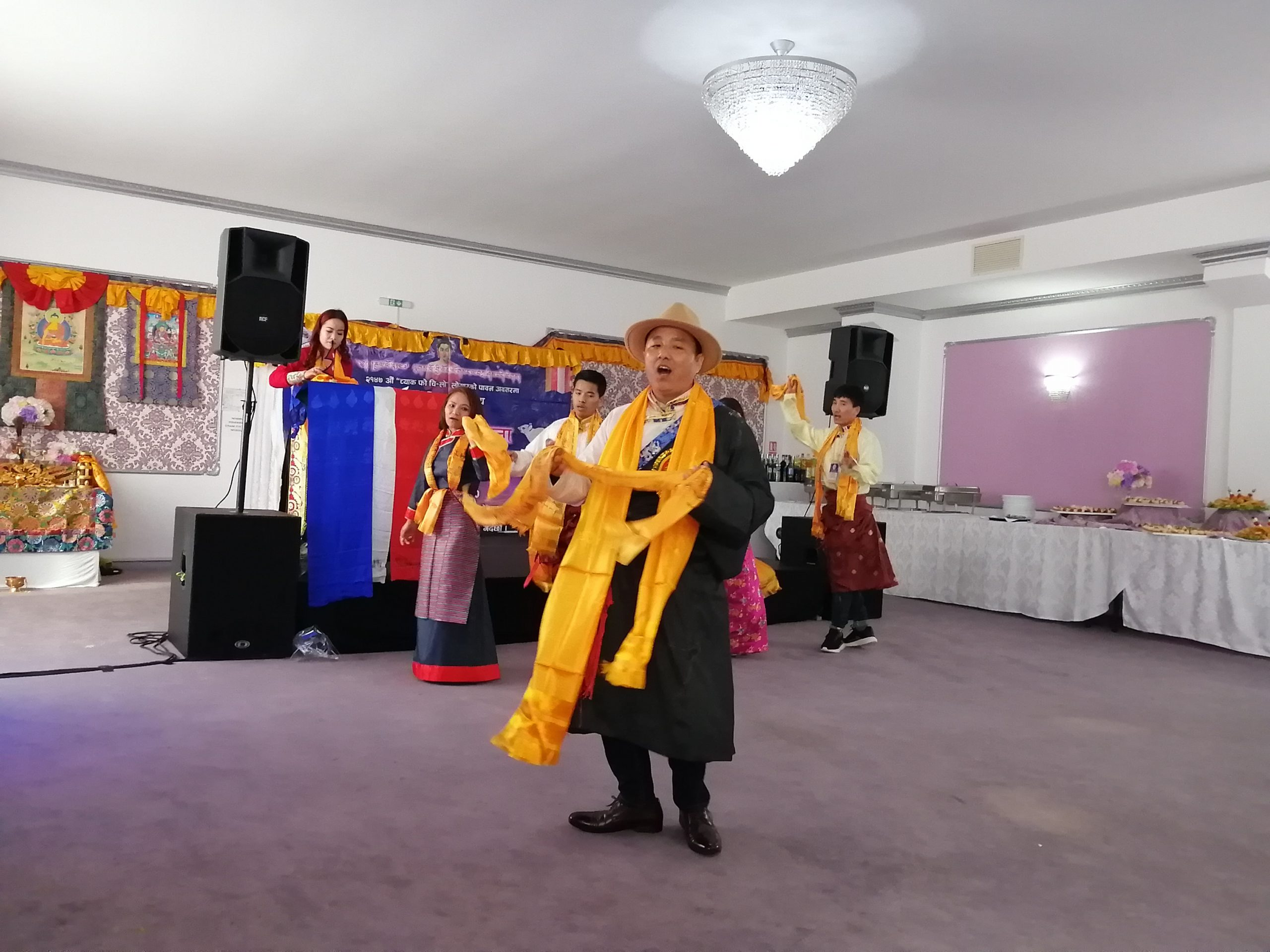 रोमानियामा ग्याल्बो लोसार कार्यक्रम सम्पन्न